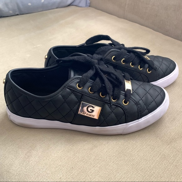 82a24e0cac163 G by Guess 'Omerica' quilted sneakers